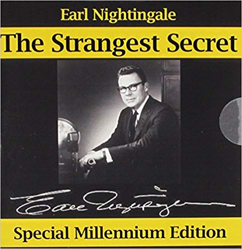 Earl Nightingale's The Strangest Secret (Gold Record)